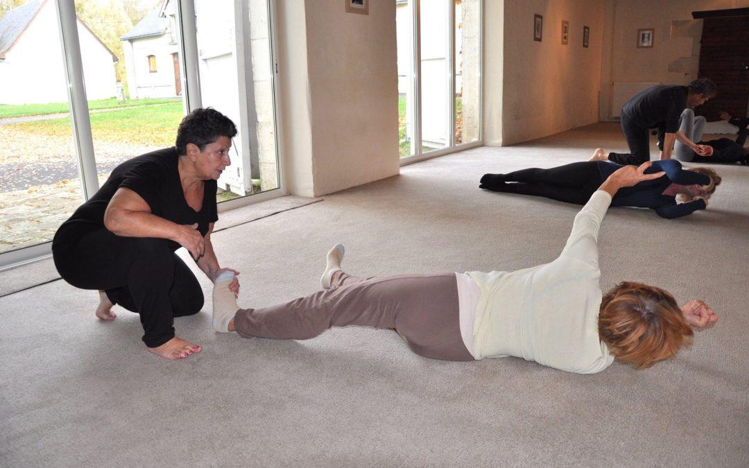 Atelier découverte de la psychanalyse corporelle: 30 octobre 2018