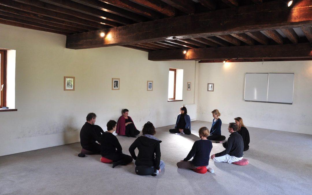 →  Pourquoi des sessions de groupe?