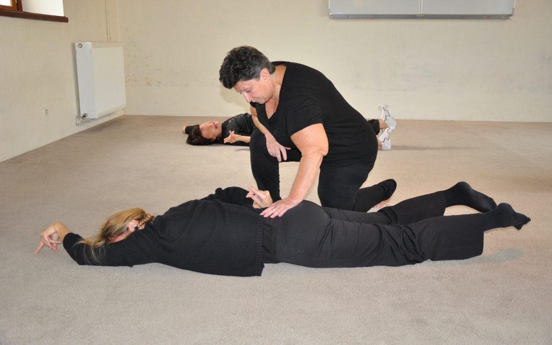 Atelier découverte de la psychanalyse corporelle: 16 octobre 2018